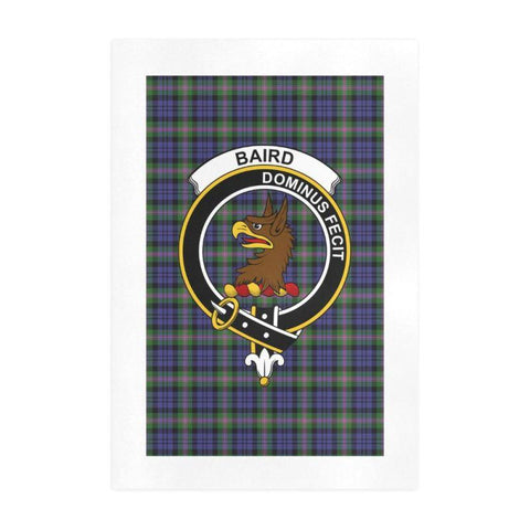 Baird  Clan Tartan Art Print | Tartan Decor | Hot Sale