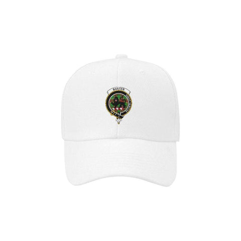 Baxter Clan Tartan Dad Cap | Scottishclans.co