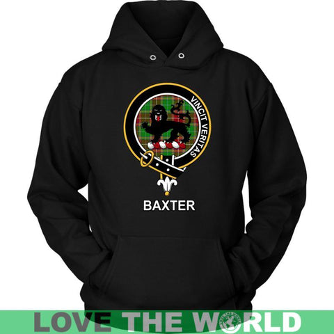 Image of Baxter Clan Tartan T-Shirt | Over 500 Tartans and 300 Clans | Love Scotland