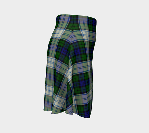 Tartan Flared Skirt - Blackwatch Dress Modern |Over 500 Tartans | Special Custom Design | Love Scotland