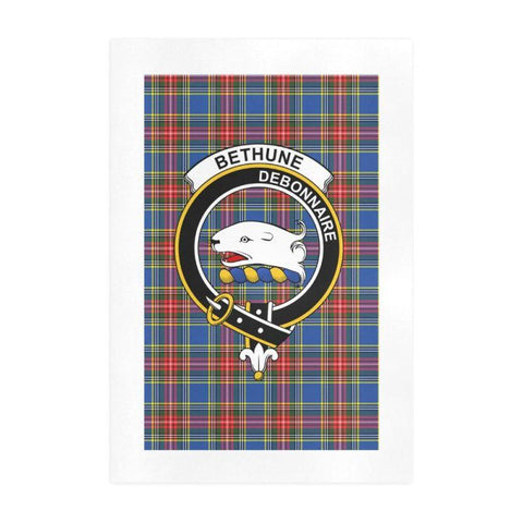 Bethune Clan Tartan Art Print | Tartan Decor | Hot Sale