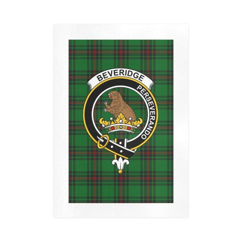 Beveridge Clan Tartan Art Print | Tartan Decor | Hot Sale