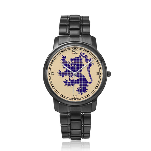 Ochterlony Tartan Watch Lion Scottish Vesion K7