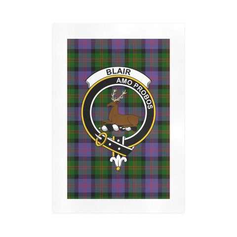 Blair Clan Tartan Art Print | Tartan Decor | Hot Sale