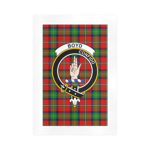Boyd Clan Tartan Art Print | Tartan Decor | Hot Sale