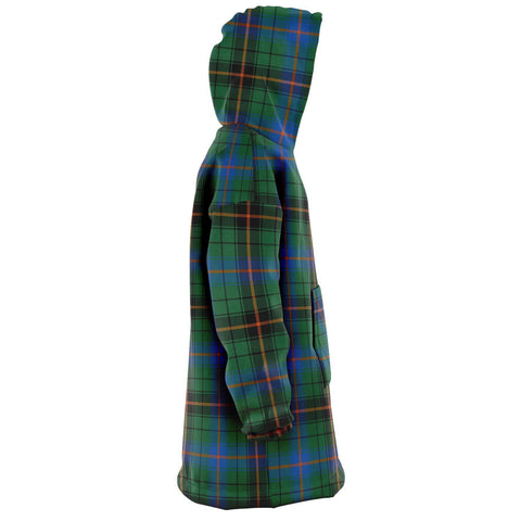 Davidson Ancient Snug Hoodie - Unisex Tartan Plaid Right