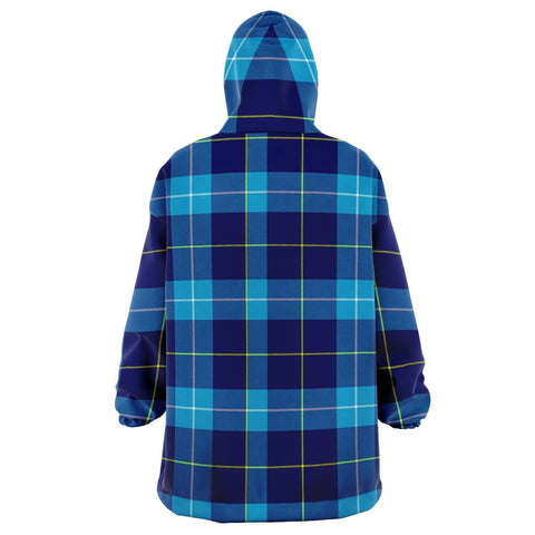 Image of McKerrell Snug Hoodie - Unisex Tartan Plaid Back