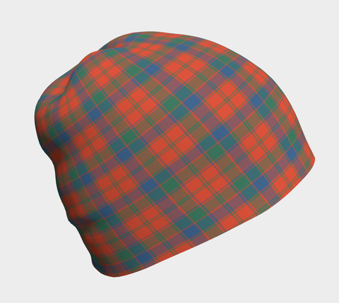 Robertson Ancient Tartan Beanie Clothing and Apparel