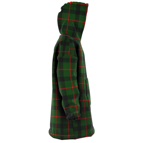 Image of Kincaid Modern Snug Hoodie - Unisex Tartan Plaid Right