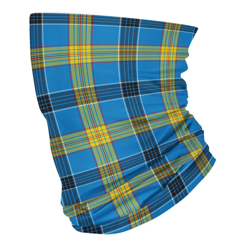Scottish Laing Tartan Neck Gaiter HJ4 (USA Shipping Line)