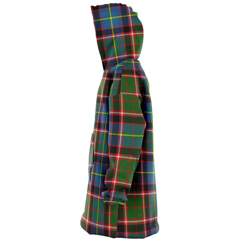 Stirling & Bannockburn District Snug Hoodie - Unisex Tartan Plaid Left