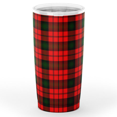 Kerr Tartan Tumbler, Scottish Kerr Plaid Insulated Tumbler - BN