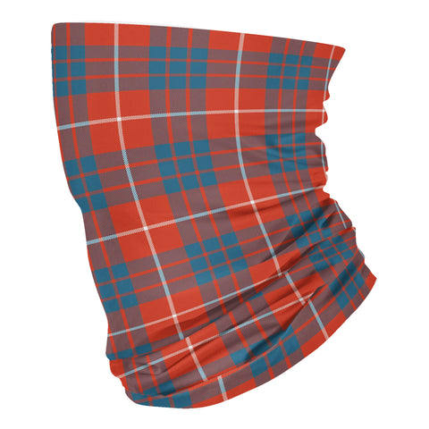 Scottish Hamilton Ancient Tartan Neck Gaiter HJ4 (USA Shipping Line)