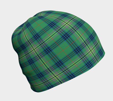 Kennedy Ancient Tartan Beanie Clothing and Apparel