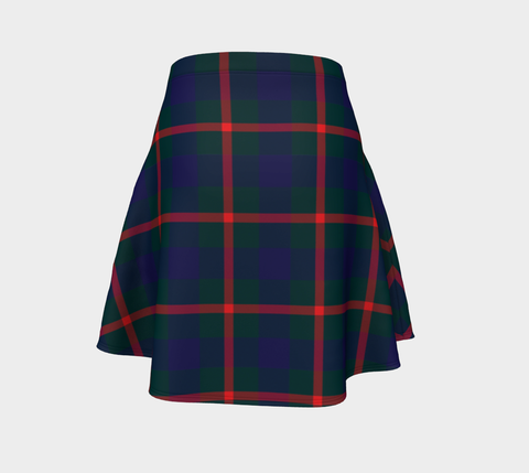 Tartan Flared Skirt - Agnew Modern |Over 500 Tartans | Special Custom Design | Love Scotland