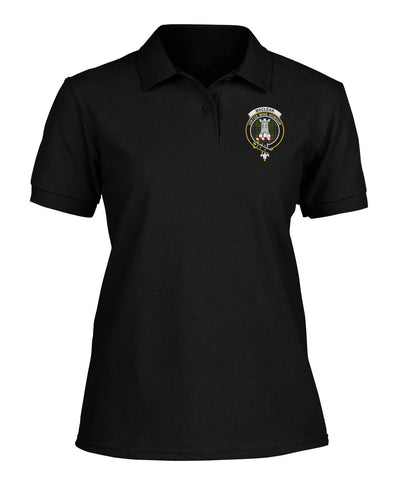 Image of MacLean Tartan Polo Shirts for Men and Women A9