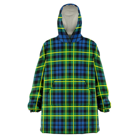 Campbell of Breadalbane Ancient Snug Hoodie - Unisex Tartan Plaid Front