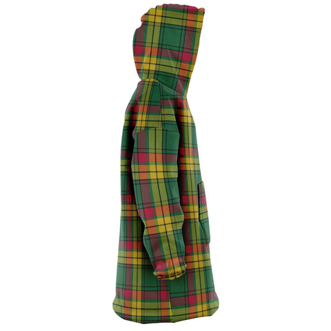 Image of MacMillan Old Ancient Snug Hoodie - Unisex Tartan Plaid Right