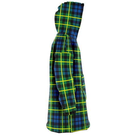 Campbell of Breadalbane Ancient Snug Hoodie - Unisex Tartan Plaid Right