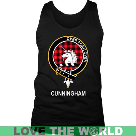 Image of Cunningham Clan Tartan T-Shirt | Over 500 Tartans and 300 Clans | Love Scotland