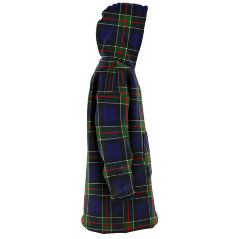 Colquhoun Modern Snug Hoodie - Unisex Tartan Plaid Right