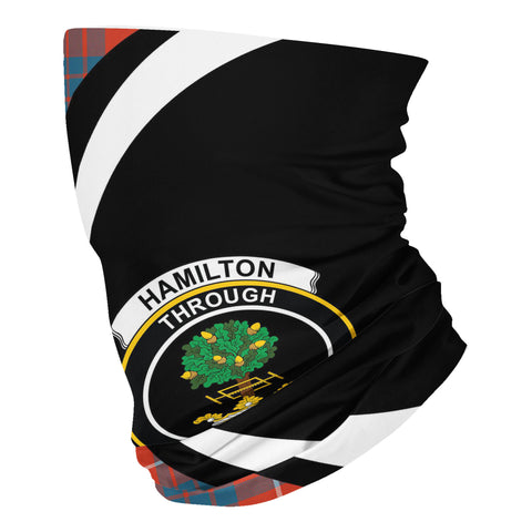 Hamilton Ancient Tartan Neck Gaiter Circle HJ4 (USA Shipping Line)