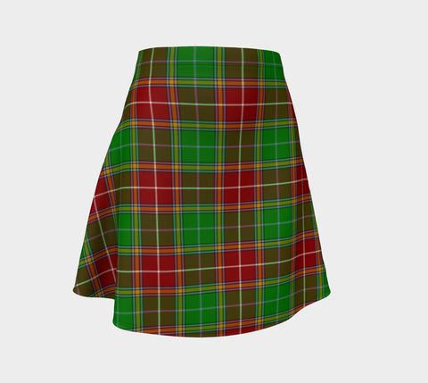 Tartan Flared Skirt - Baxter Modern |Over 500 Tartans | Special Custom Design | Love Scotland