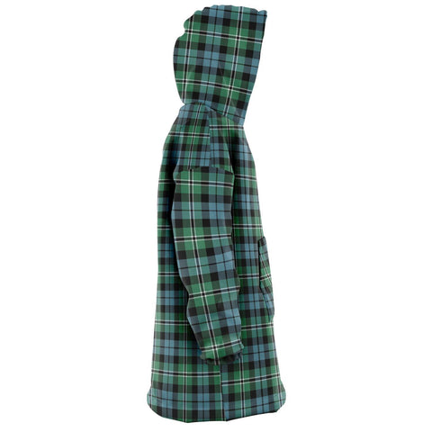 Melville Snug Hoodie - Unisex Tartan Plaid Right