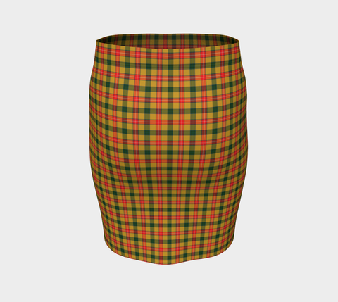 Tartan Fitted Skirt - Baxter | Special Custom Design
