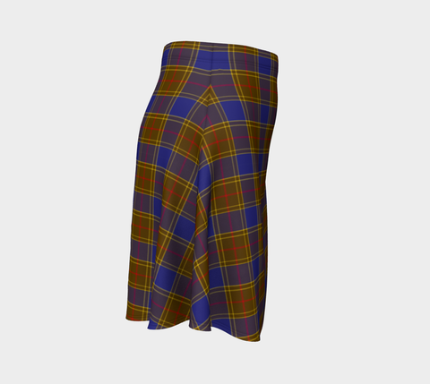 Tartan Flared Skirt - Balfour Modern |Over 500 Tartans | Special Custom Design | Love Scotland