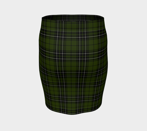 Image of Tartan Fitted Skirt - MacLean Hunting | Special Custom Design