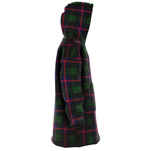 Urquhart Modern Snug Hoodie - Unisex Tartan Plaid Right