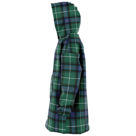 MacDonald of the Isles Hunting Ancient Snug Hoodie - Unisex Tartan Plaid Left