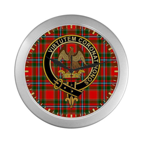 Drummond Clan Tartan Wall Clock | Tartan Home Decor | Hot Sale