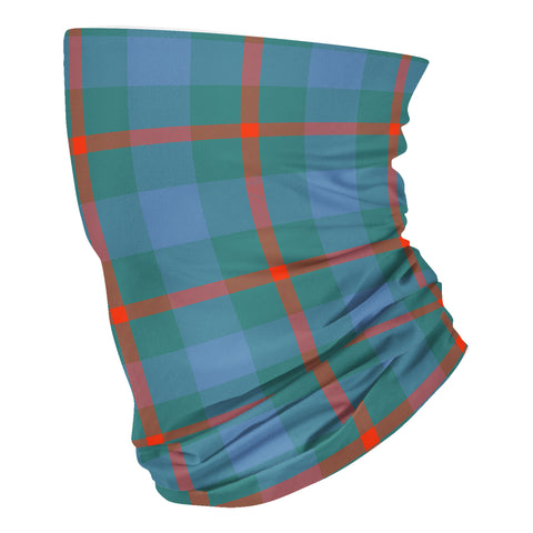 Image of Scottish Agnew Ancient Tartan Neck Gaiter HJ4 (USA Shipping Line)