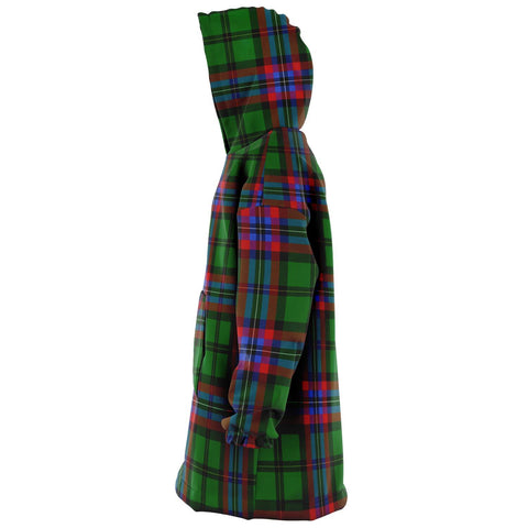 Image of McGeachie Snug Hoodie - Unisex Tartan Plaid Left