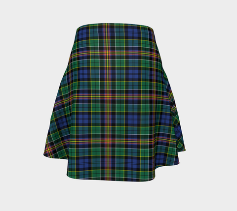 Tartan Flared Skirt - Allison |Over 500 Tartans | Special Custom Design | Love Scotland