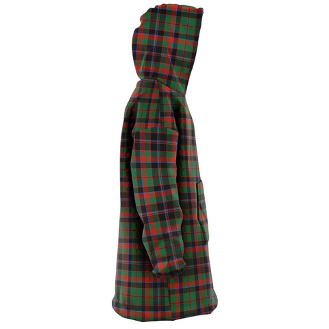 Cumming Hunting Ancient Snug Hoodie - Unisex Tartan Plaid Right