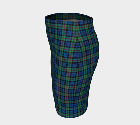 Tartan Fitted Skirt - Baird Ancient | Special Custom Design