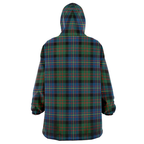 Cameron of Erracht Ancient Snug Hoodie - Unisex Tartan Plaid Back
