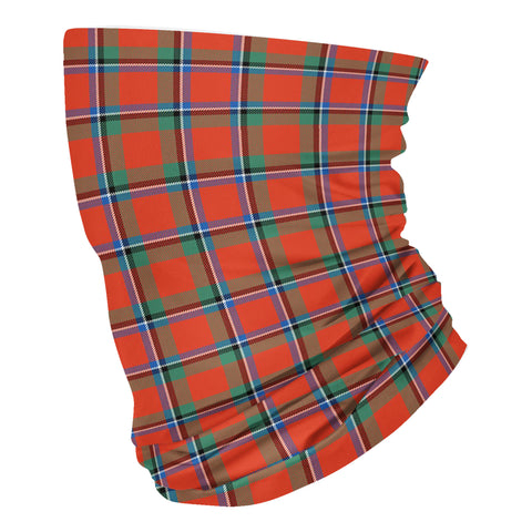 Image of Scottish Sinclair Ancient Tartan Neck Gaiter HJ4 (USA Shipping Line)