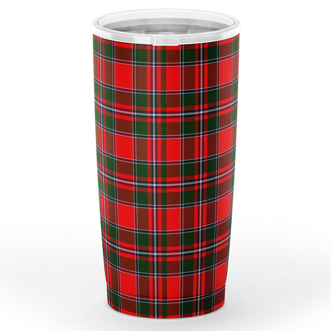 Spens (or Spence) Tartan Tumbler, Scottish Spens (or Spence) Plaid Insulated Tumbler - BN