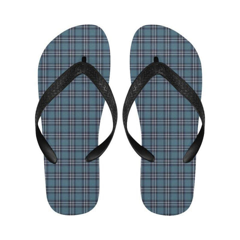 Earl Of St Andrews Tartan Flip Flops For Men/women S9 Unisex