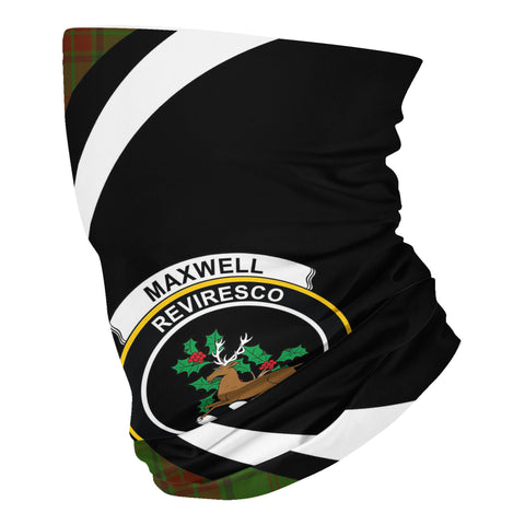 Image of Maxwell Hunting Tartan Neck Gaiter Circle HJ4 (USA Shipping Line)