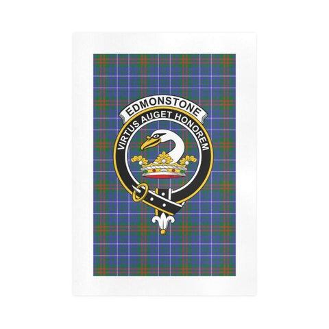 Edmonstone (Of Duntreath) Clan Tartan Art Print | Tartan Decor | Hot Sale