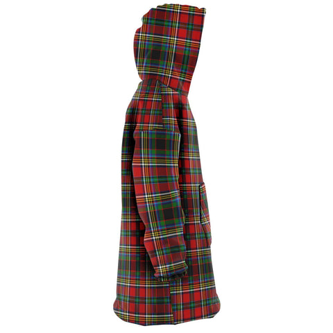 Anderson of Arbrake Snug Hoodie - Unisex Tartan Plaid Right