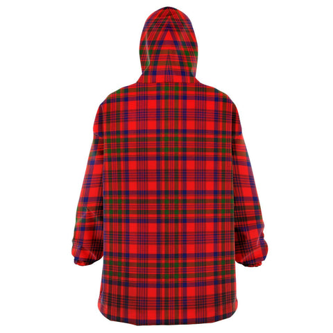 Murray of Tulloch Modern Snug Hoodie - Unisex Tartan Plaid Back