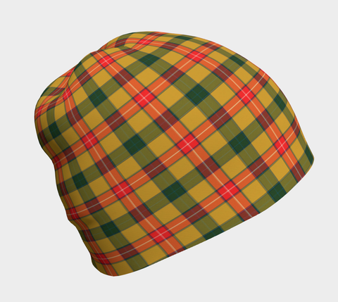 Baxter  Tartan Beanie Clothing and Apparel