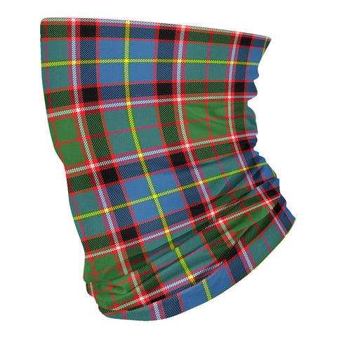 Scottish Stirling & Bannockburn District Tartan Neck Gaiter HJ4 (USA Shipping Line)