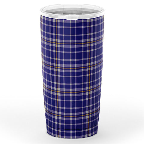 Ochterlony Tartan Tumbler, Scottish Ochterlony Plaid Insulated Tumbler - BN